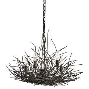 Calder 5-Light Candle-Style Chandelier