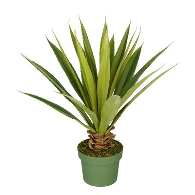 Artificial Spike Yucca Plant House of Silk Flowers Inc.