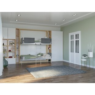 Gautreau Twin Murphy Bed by Brayden Studio Purchase