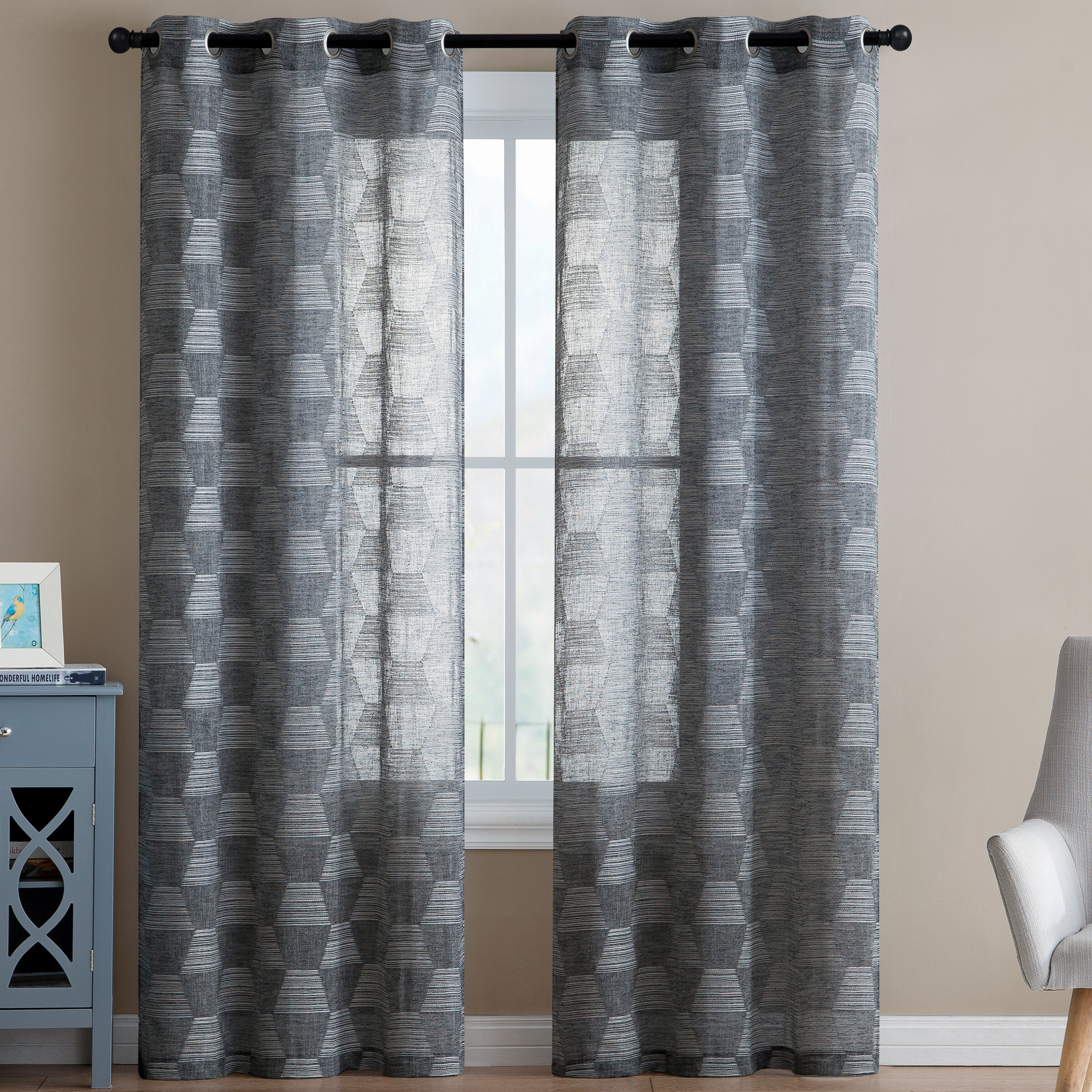 grommet click semi geneva expand panel p panels curtain sheer to curtains