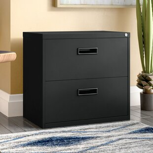 Wade Logan Walt 2 Drawer Lateral Filing C..
