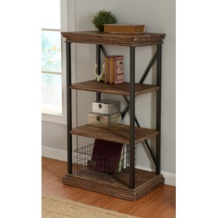 Josiah Etagere Bookcase by Gracie Oaks