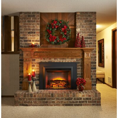 Electric Fireplace Insert The Outdoor GreatRoom Company