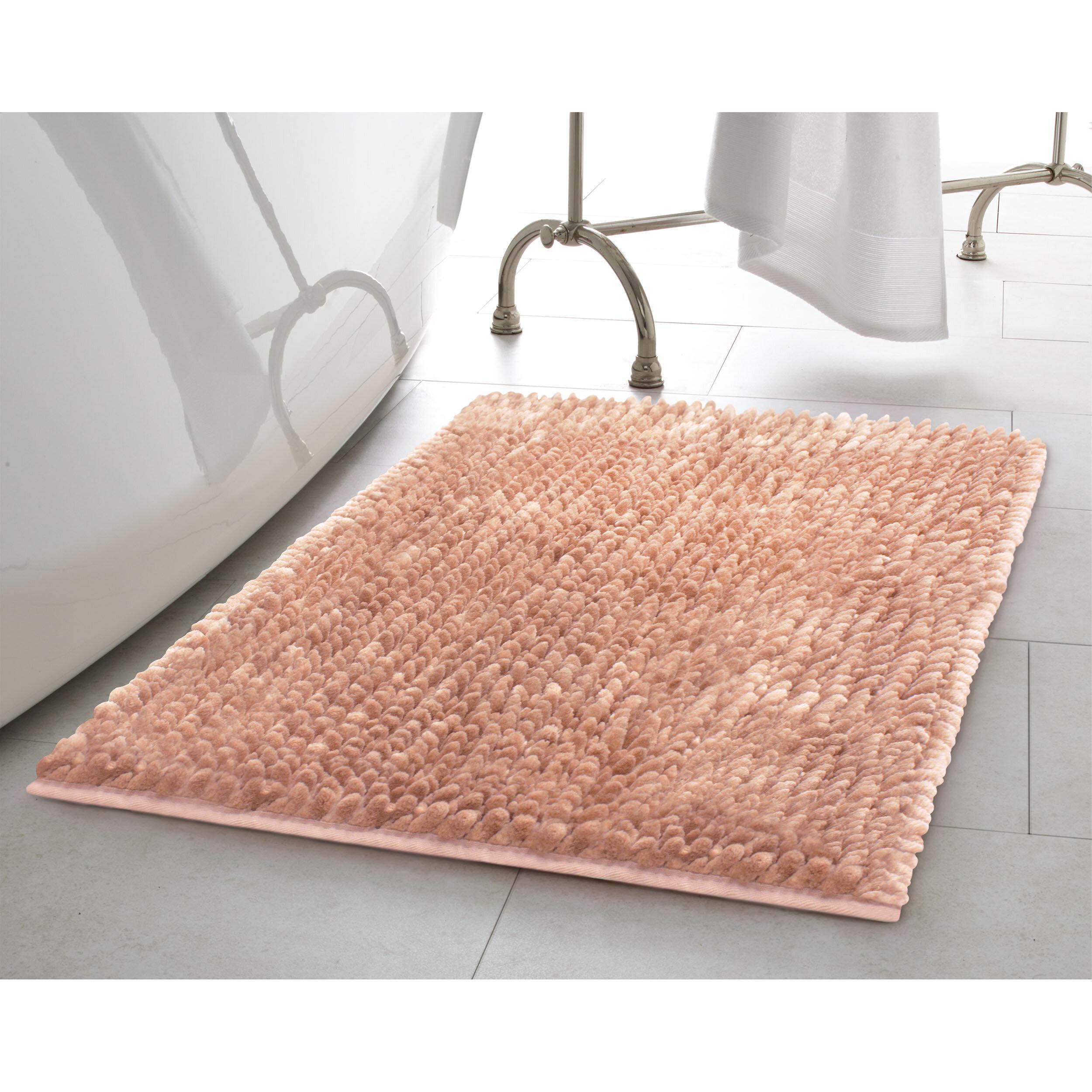 Pink Bath Rugs Mats On Sale Wayfair