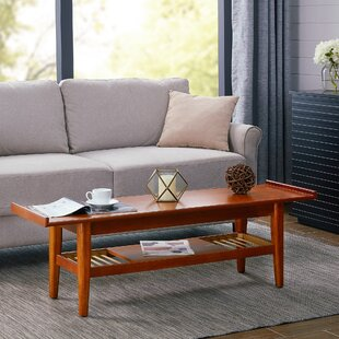 Reviews Hauser Coffee Table by Wrought Studio Reviews (2019) & Buyer's Guide