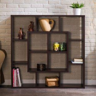 Borgman Geometric Bookcase