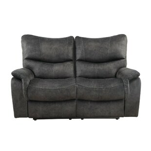 Shop Height Reclining Loveseat by Red Barrel Studio