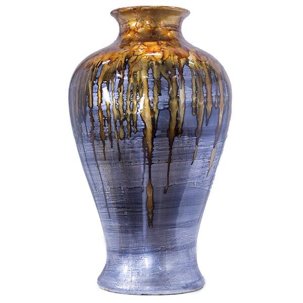 Teal Vases Wayfair