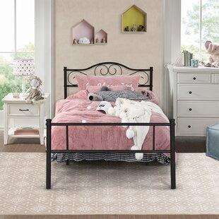 Gilliam 142 Bed Frame by Alwyn Home