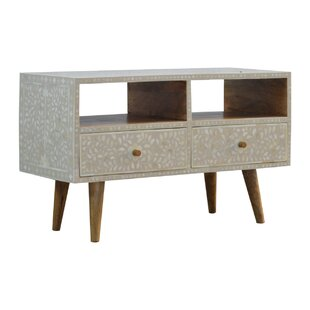 Kukkapalli Solid Wood TV Stand By World Menagerie