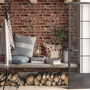 Brick Self Adhesive Wallpaper You Ll Love In 2020 Wayfair