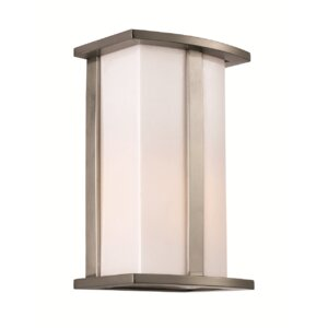 Preslee 1-Light Outdoor Flush Mount
