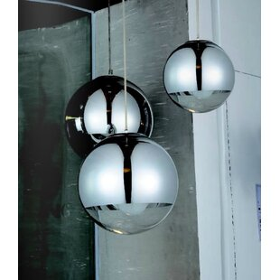 Orren Ellis Ardmore 1-Light Globe Pendant