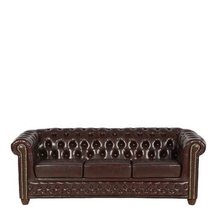 Marilyn 3-Seater Chesterfield Sofa By Rosalind Wheeler