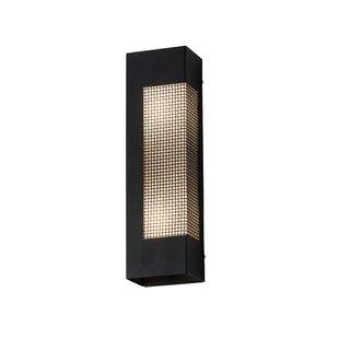 Lowenthal 2-Light LED Outdoor Flush Mount..