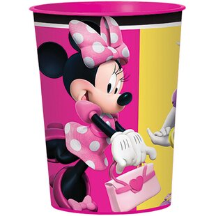 Minnie Mouse Helpers Paper/Plastic Disposable Favor Cup