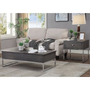 Dimmick 2 Piece Coffee Table Set