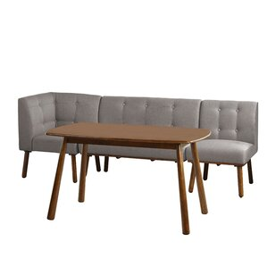 Bucci 4 Piece Breakfast Nook Dining SetModern Breakfast Nook Dining Room Sets   AllModern. Nook Dining Set With Chairs. Home Design Ideas