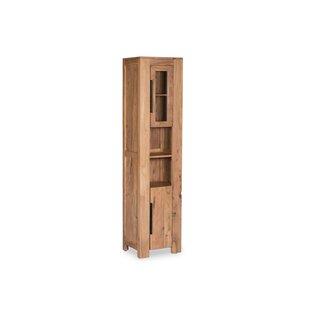 Review Jordyn 45 X 185cm Free-Standing Tall Bathroom Cabinet