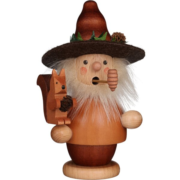Christian Ulbricht Woodsman With Squirrel Smoker Wayfair