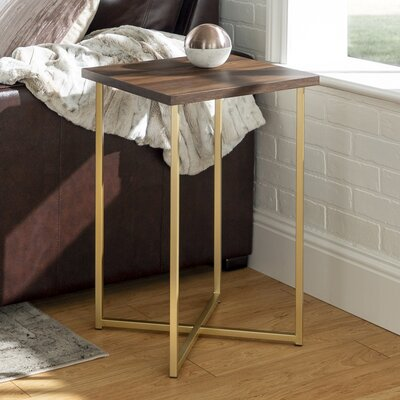 Gold End Amp Side Tables Joss Amp Main