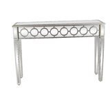 Skyler 47 Console Table Mirror Set by House of Hampton®