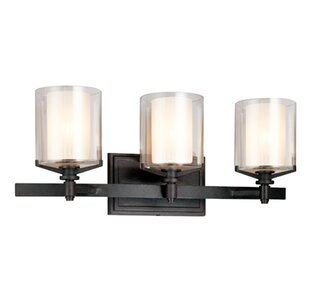 Find the perfect Bevill 3-Light Vanity Light By Three Posts