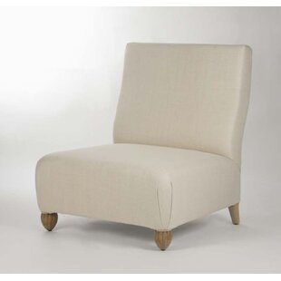 Arocho Slipper Chair by One Allium Way