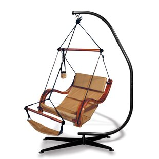 Hammaka Nami Polyester Chair Hammock with Stand