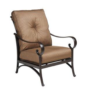 Borland Patio Chair with Cushion