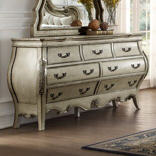 Rhinecliff 7 Drawer Dresser