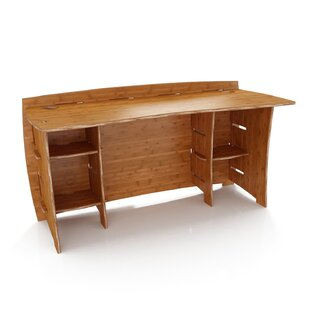 Sustainable Series Straight Writing Desk by Legare Furniture Wonderful