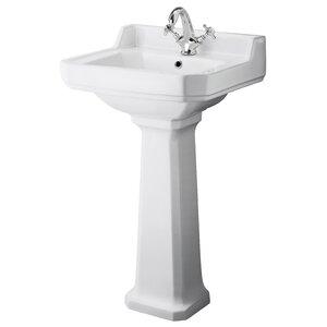 Badezimmer-Set Carlton mit Waschtischarmatur von Premier