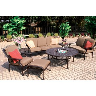 Thompsontown 7 Piece Sofa Set with Cushions