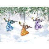 Angels Purple Christmas Ornaments You Ll Love In 2021 Wayfair