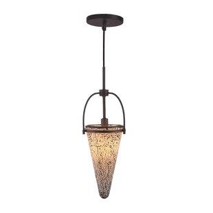 Woodbridge Lighting Kenda 1-Light Novelty Pendant