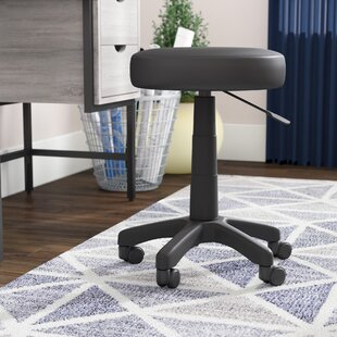 Palmore Height Adjustable Round Stool