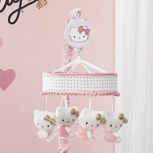 Best Price Hello Kitty Musical Mobile By Lambs & Ivy