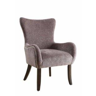 Alcott Hill Karnes Wingback Chair