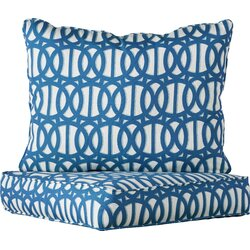 2 piece sunbrella chair cushion set - Sunbrella Pillows