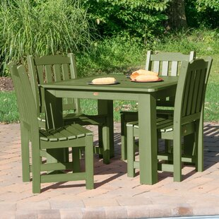 Three Posts Cassell 5 Piece Dining Set