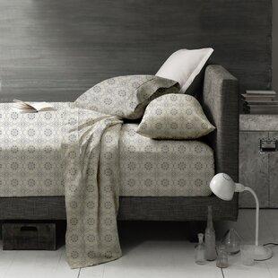 Maison Condelle Blanc De Blancs 800 Thread Count Cotton Sheet Set