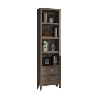 Wooden Media Shelves By Union Rustic