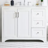 Hiroko 42 Single Bathroom Vanity Set by Beachcrest Home™