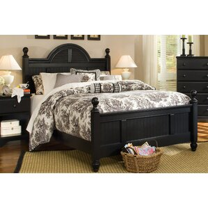 Midnight Panel Bed by Carolina Furniture Works, Inc.