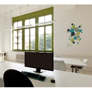 Office Deco Transfer Dots Wall Decal