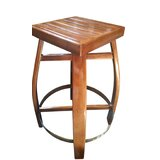 Solid Wood 30'' Bar Stool by Andover Mills™ Baby & Kids