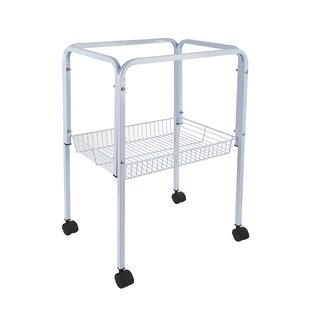 C1 Trolly Stand Bird Cage by Rainforest Cages