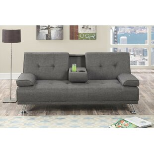 Latitude Run Ackerman Adjustable Convertible Sofa