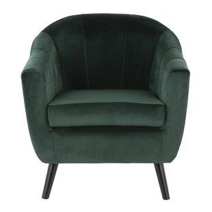 Eubank Armchair by Wrought Studio